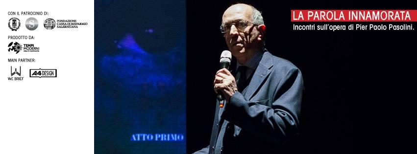 """Talk - """"Cristo mi chiama, ma senza luce"""" - Conversazione su Il vangelo secondo Matteo, di Antonio Bottiglieri"""