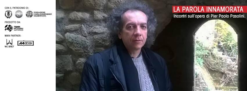 """""""Incontrare Pasolini tutti i giorni: i luoghi romani del Poeta"""" di Giovanni Vacca"""