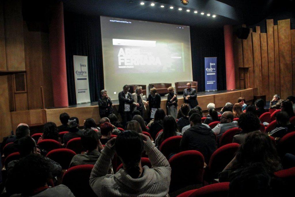Abel Ferrara - Incontri d'autore - Foto © Linea d'Ombra, presso Cibarti e presso Teatro d'Ateneo dell'Università di Salerno