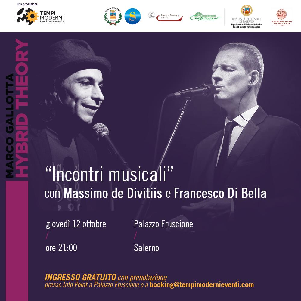 Massimo de Divitiis e Francesco Di Bella