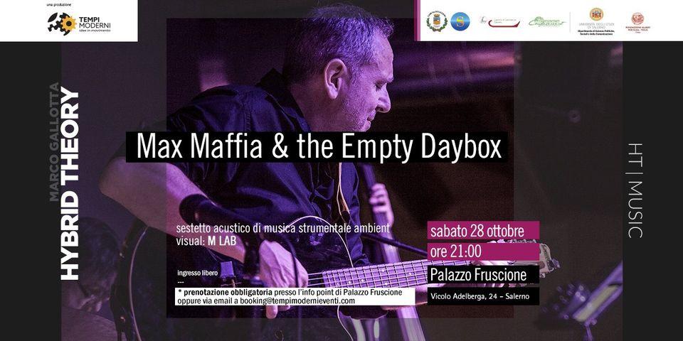 28 ottobre Max Maffia
