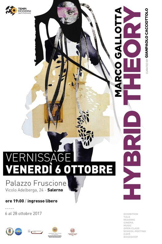 6 ottobre vernissage Marco Gallotta