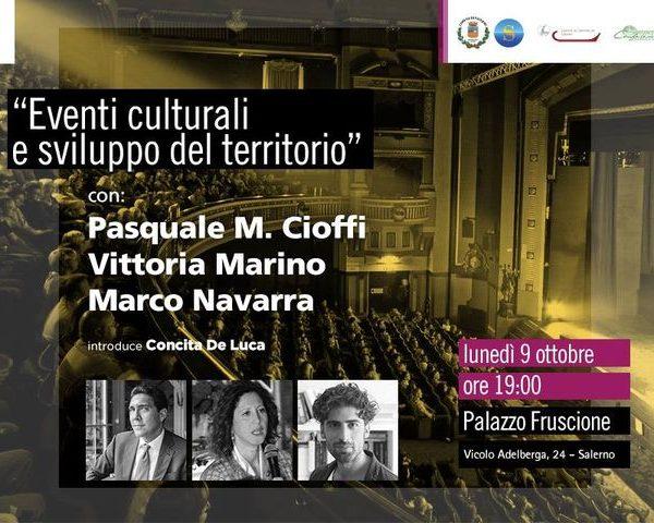 Eventi culturali e sviluppo del territorio
