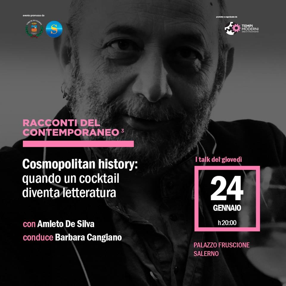 24 gennaio 2019 - Amleto de Silva e Barbara Cangiano