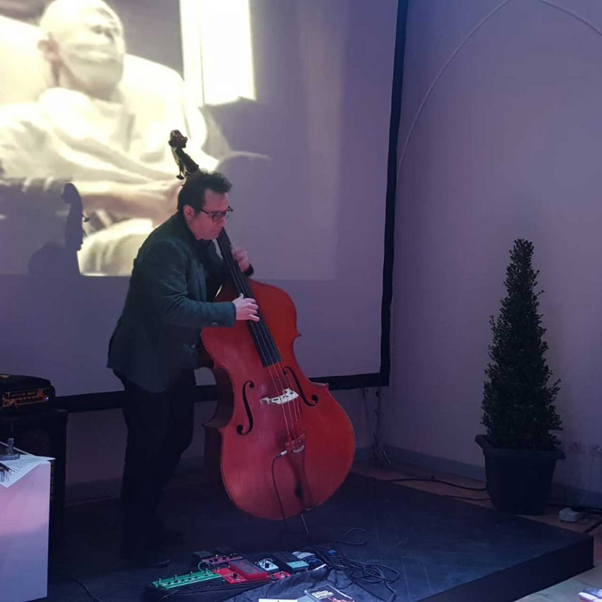 Bass Tribute to David Bowie - Pierpaolo Martino