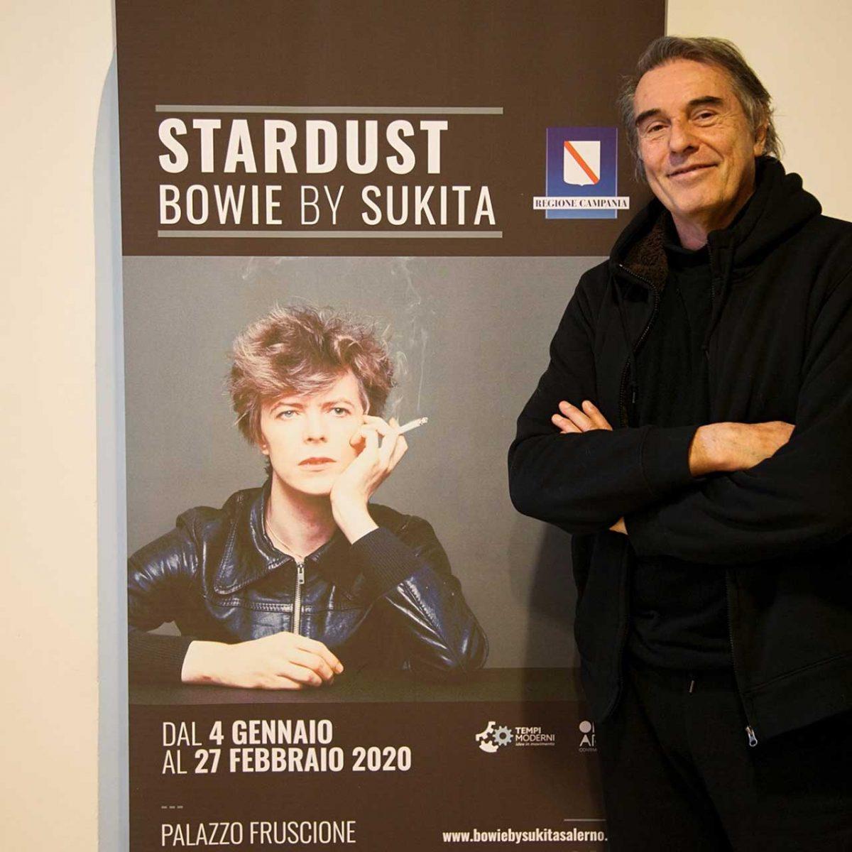Carlo Massarini - Bowie to Bowie