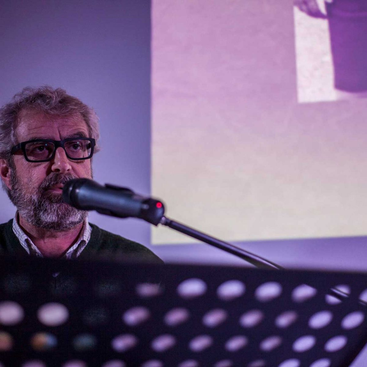 """""""Corpo a corpo - Lo sguardo erratico"""" di Giuseppe D'Antonio"""