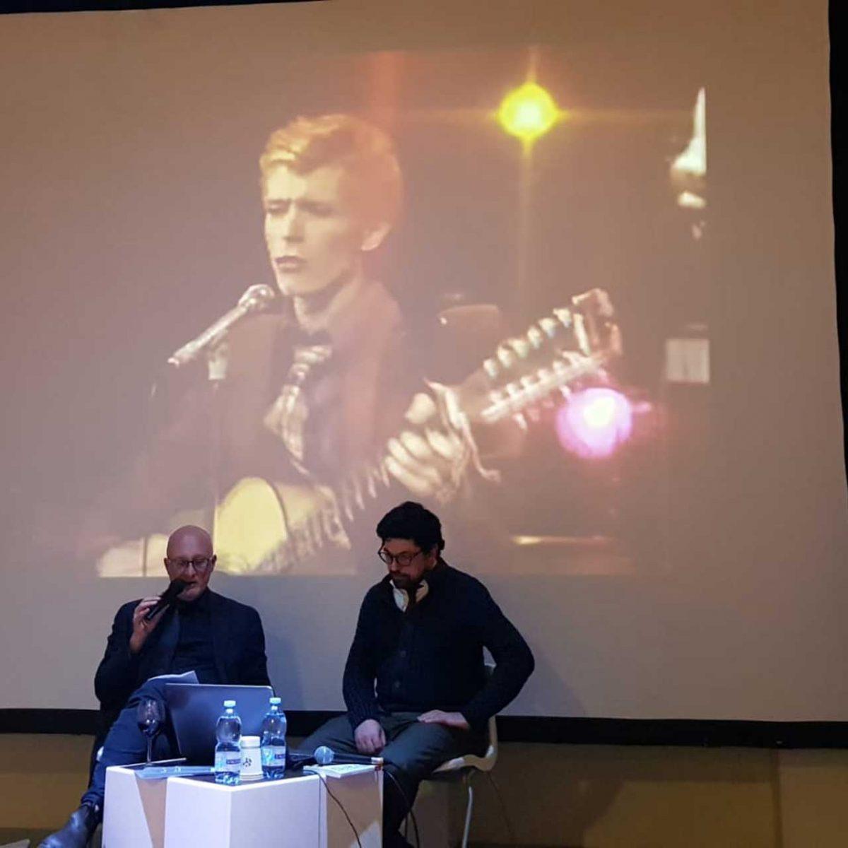 David Bowie Icona Pop - Eugenio Capozzi e Vincenzo Del Gaudio
