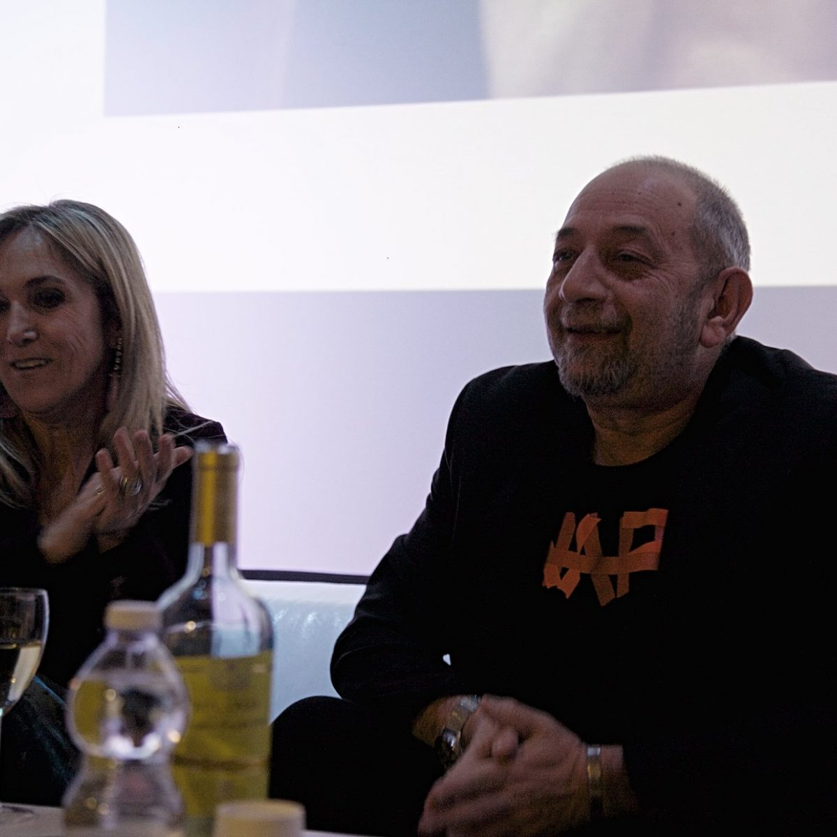 Amleto De Silva e Francesca Salemme