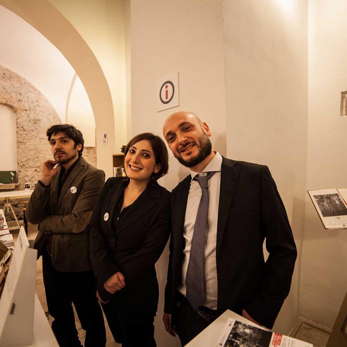 """Inaugurazione """"Dino Pedriali (Pier Paolo Pasolini - Nostos : Il ritorno)"""