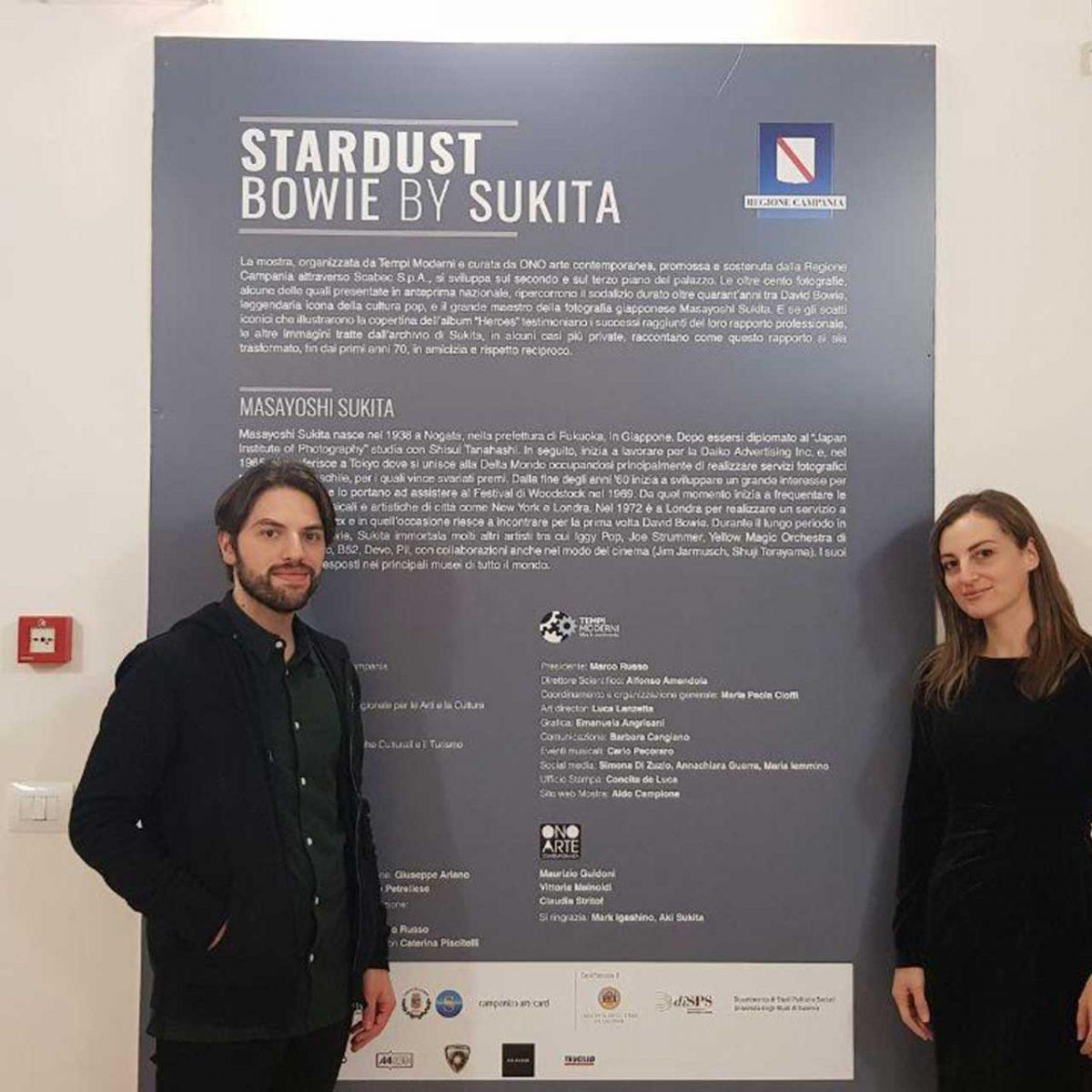 Fuoco Cammina con Me - di David Lynch - performance di Domenico Ingenito e parole di Simona Castellano