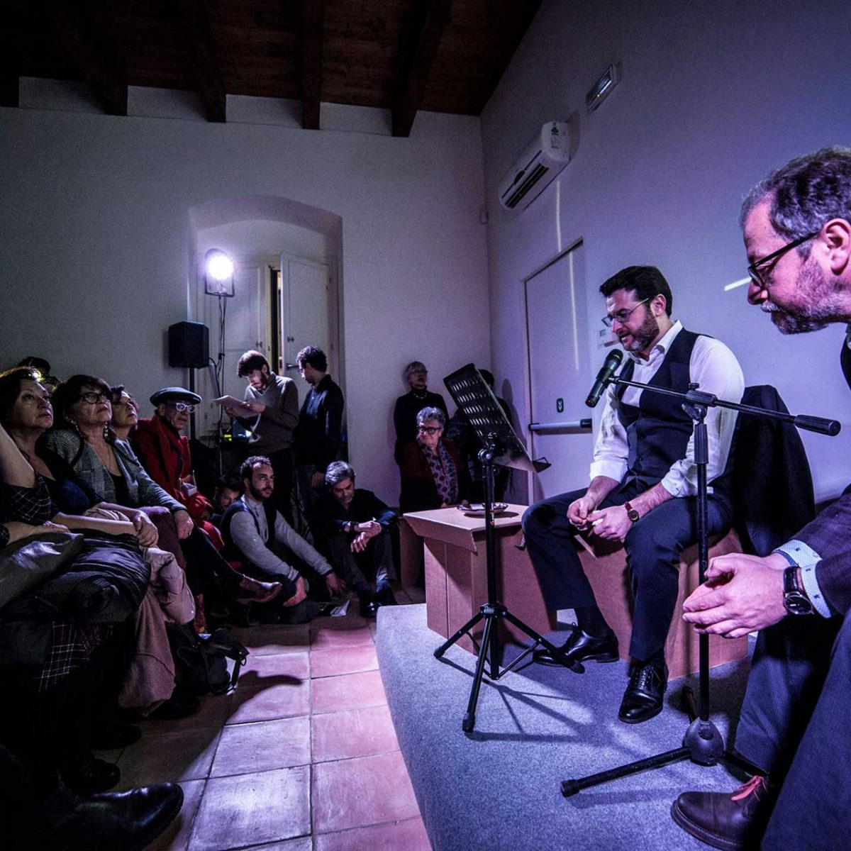 La Parola Innamorata - Diego De Silva legge Pier Paolo Pasolini