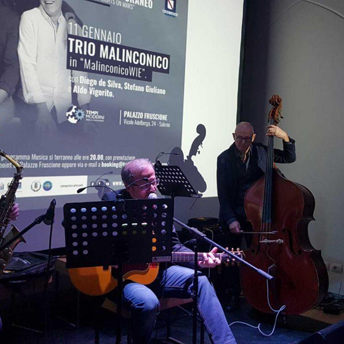 """Trio Malinconico in """"MalinconicoWIE"""""""