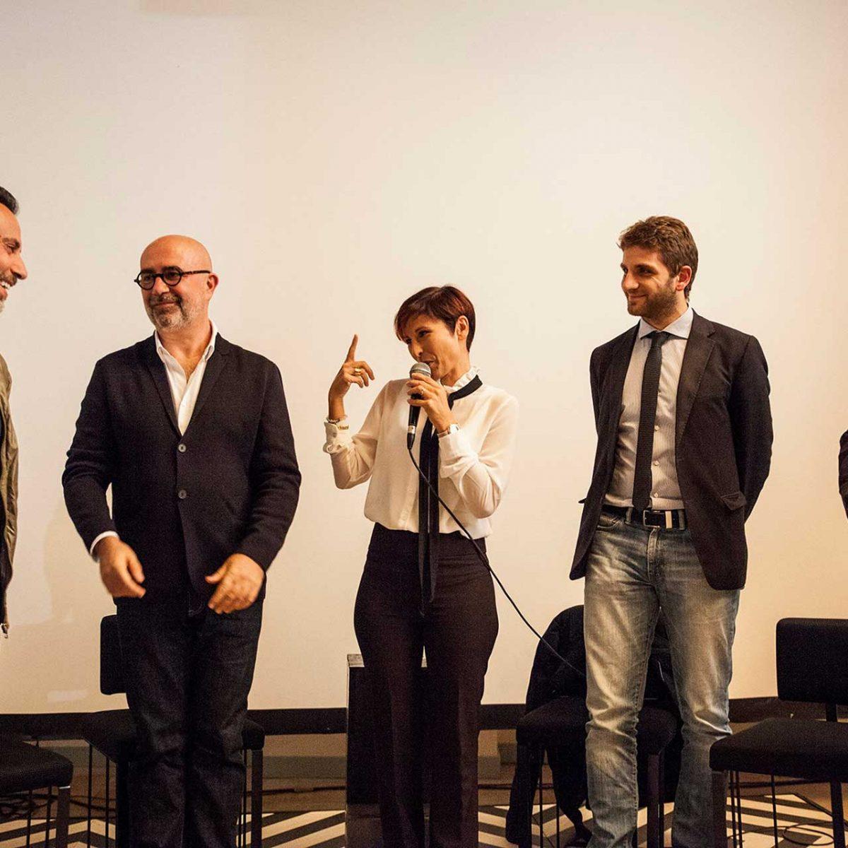 """#talk """"Innovare l'impresa con l'Arte"""" con Marcello Smarrelli"""