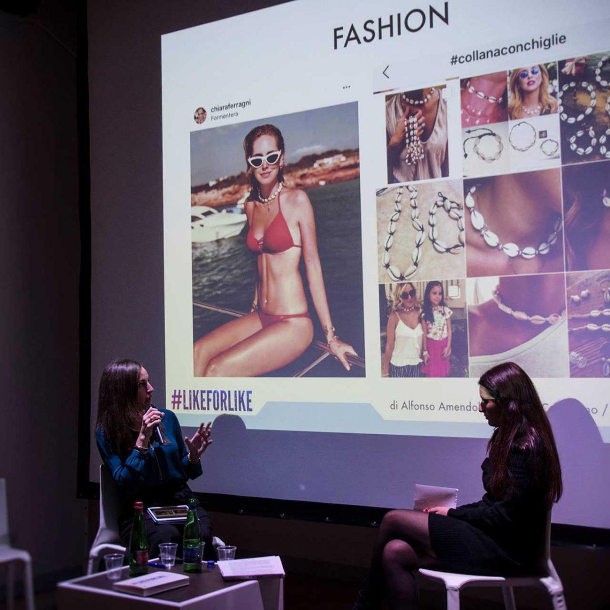 Presentazione di Metropoli e Social Media Society - con Alfonso Amendola e Pina De Luca - Foto © Govanna Landi
