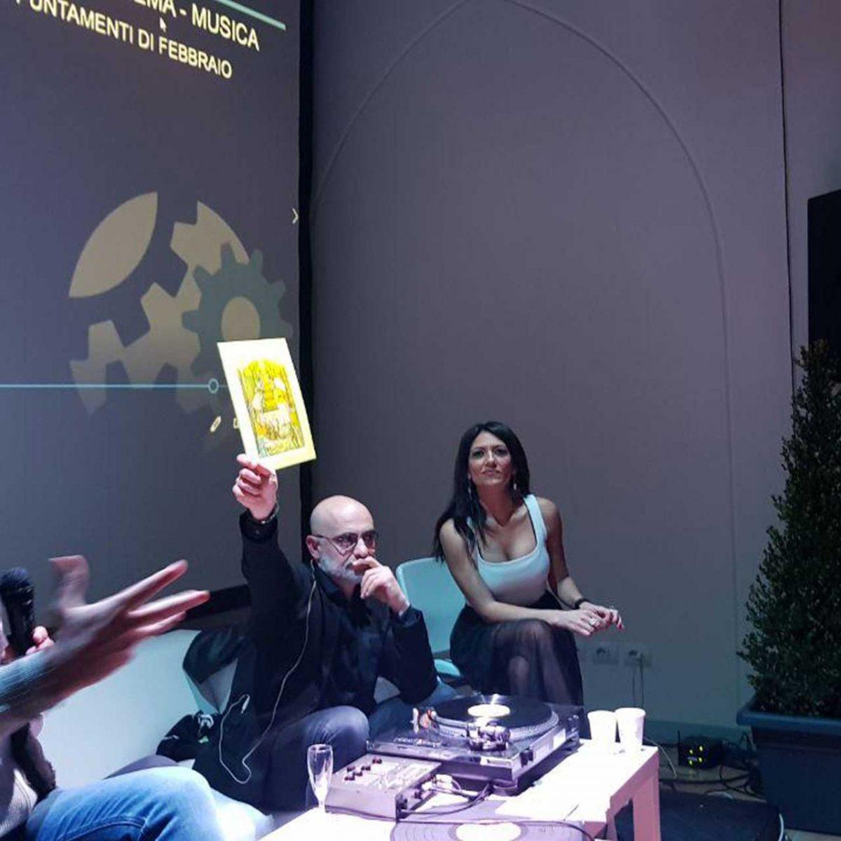 Mi racconto con la musica con Valeria Saggese, Gianpiero Fortunato, Carlo Pecoraro, Andrea Volpe e Mario Maysse