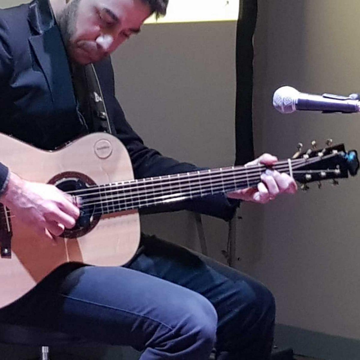 Alla Corte del Duca | Pierangelo Mugavero - Guitar Solo Concert