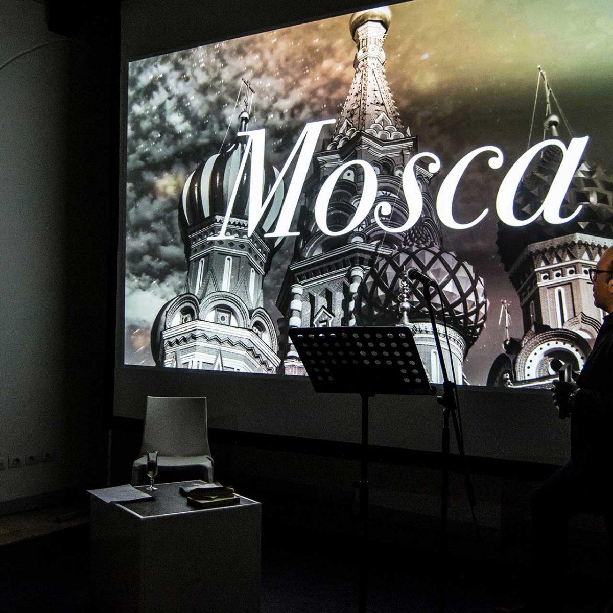 """Talk """"Novecento prossimo futuro"""", Palazzo Fruscione - Foto © Govanna Landi"""