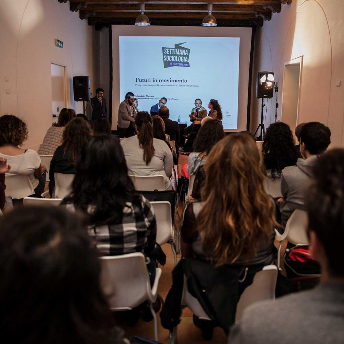 #1 Settimana della Sociologia, con Alfonso Amendola, Gennaro Iorio, Maurizio Merico