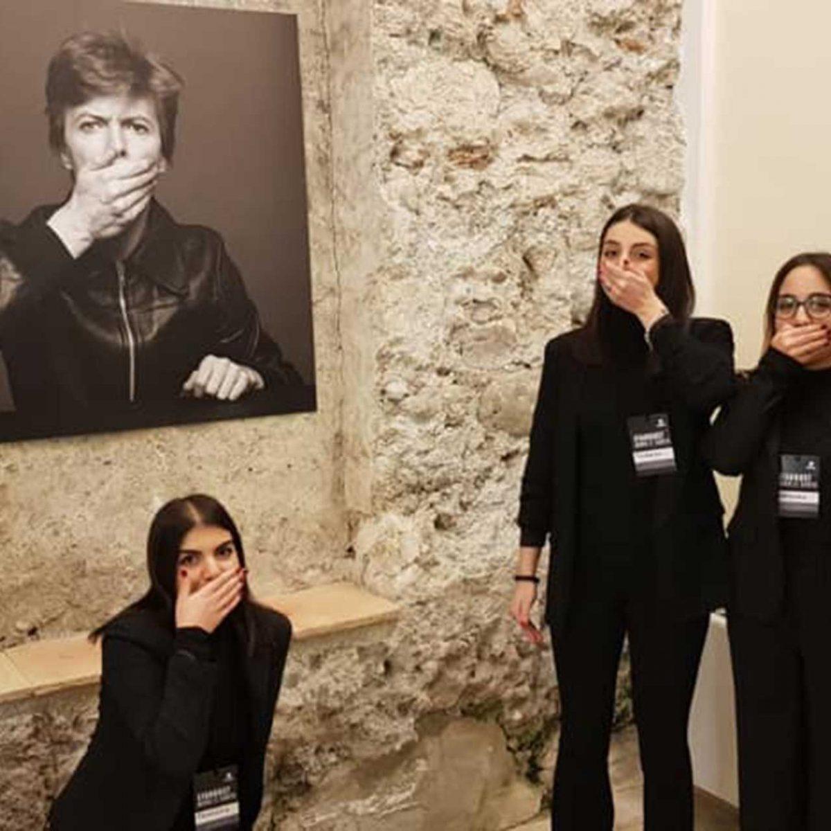 La mostra Stardust Bowie by Sukita, con Ono Arte Contemporanea e Scabec Regione Campania