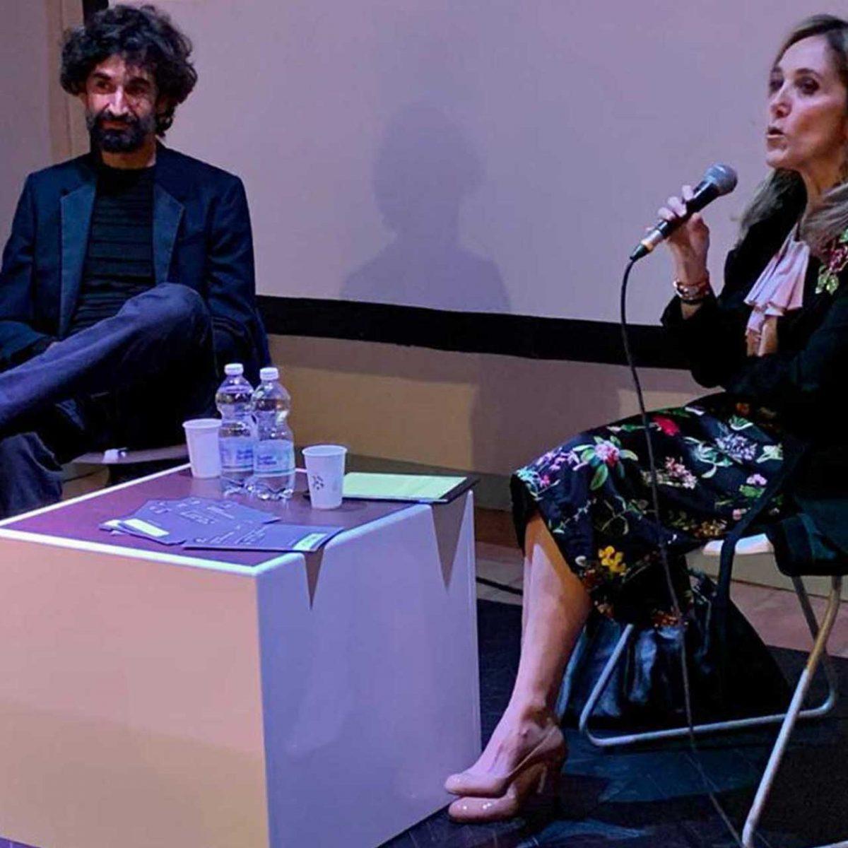 Le avventure acquatiche di Steve Zissou, con Francesca Salemme e Giorgio Sica