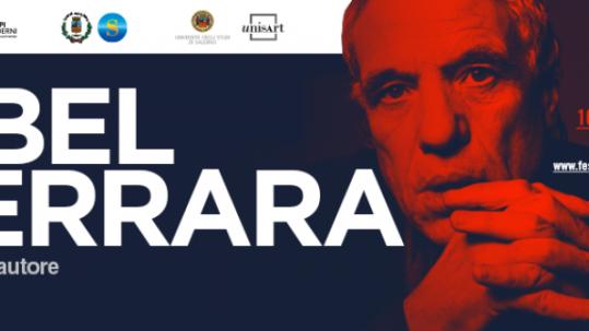 Abel Ferrara, Linea d'Ombra Festival Culture Giovani