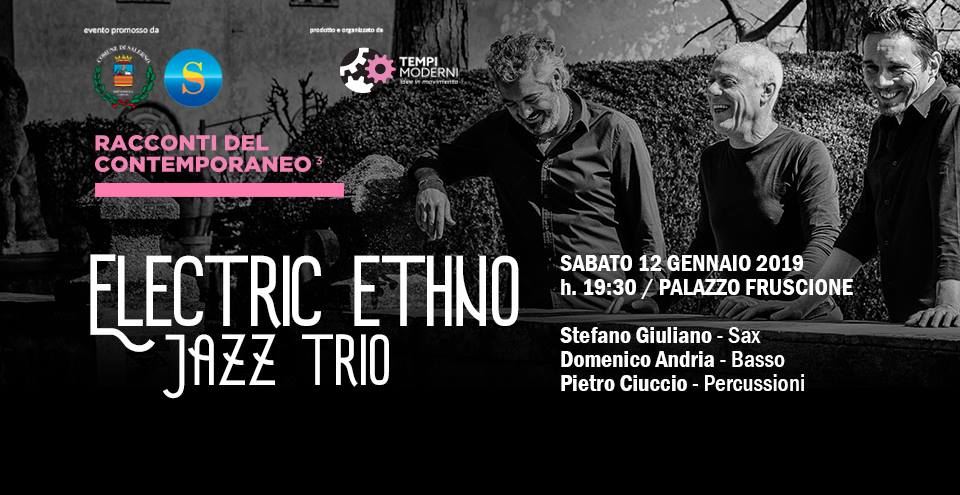 Electric Ethno Jazz Trio