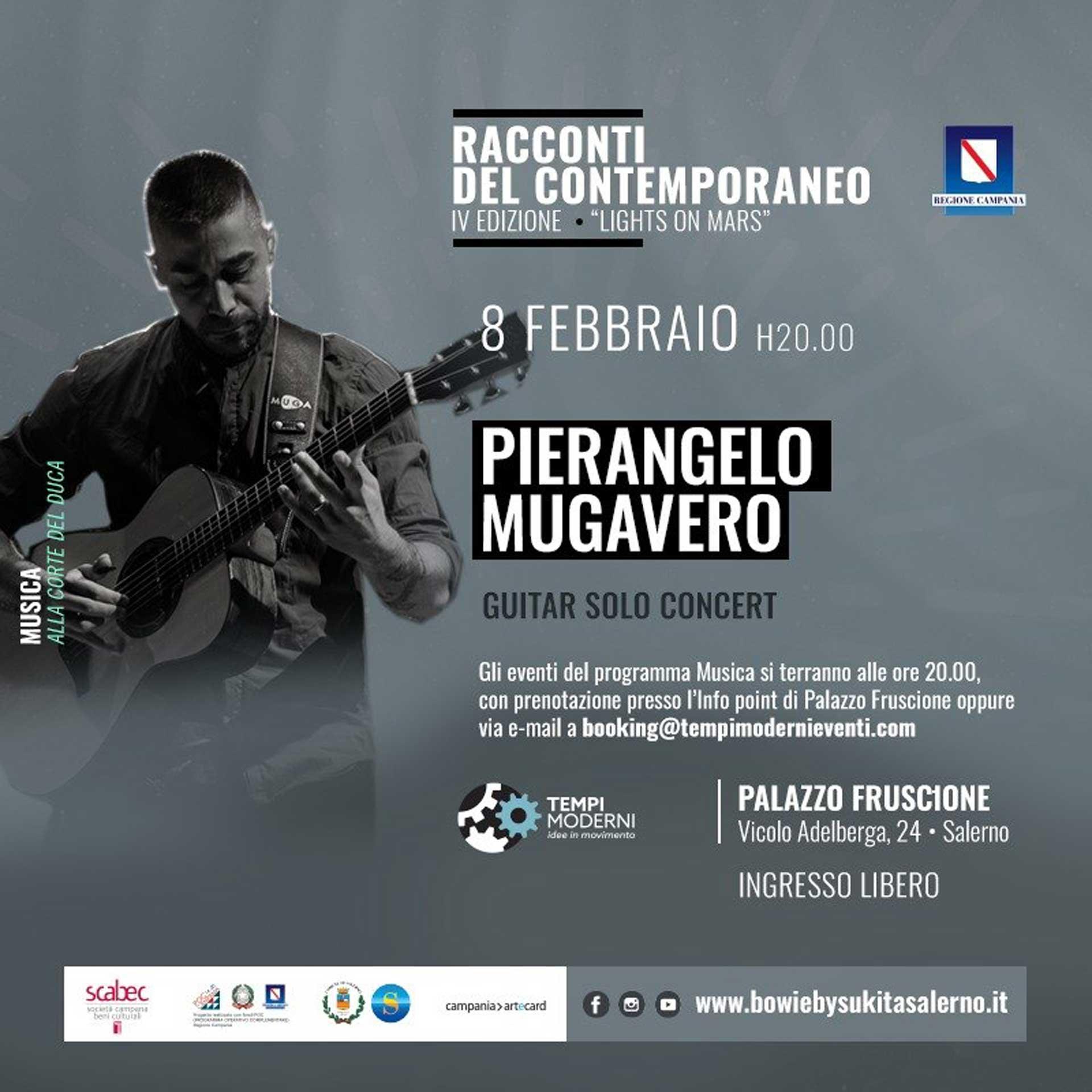 Cover 8 febbraio 2020 Pierangelo Mugavero