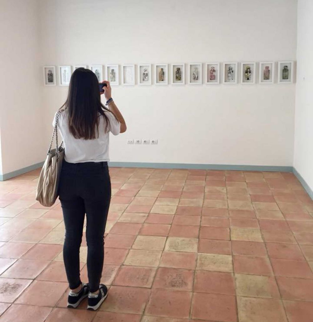 Esposizione a Palazzo Fruscione