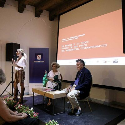13 Luglio: Lectio con Francesco Casetti. Premessa di Pina de Luca.