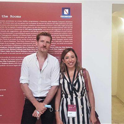 Proiezione del film POLLOCK, introduzione di michelle Grillo e Federico Pepe