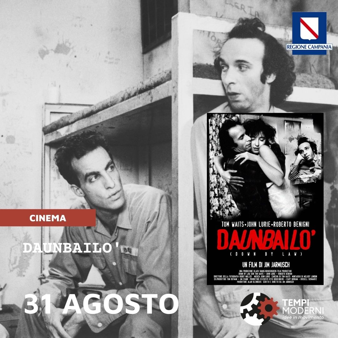 Daunbailò, Cinema 31 agosto