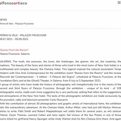 Alfonso Artiaco 19/07/2021
