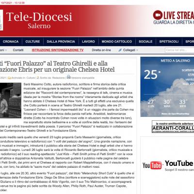 TeleDiocesi 13/07/2021