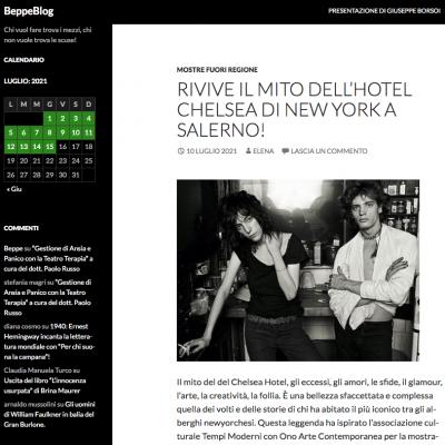 Giuseppe Borsoi BeppeBlog del 10/07/2021