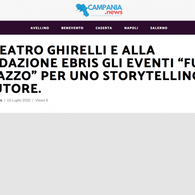 Campania News 13/07/2021