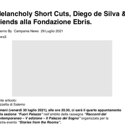 Campania News 29/07/2021