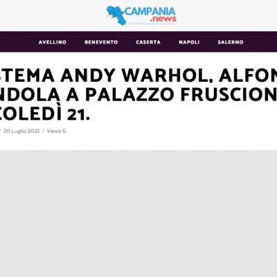 Campania News 20/07/2021