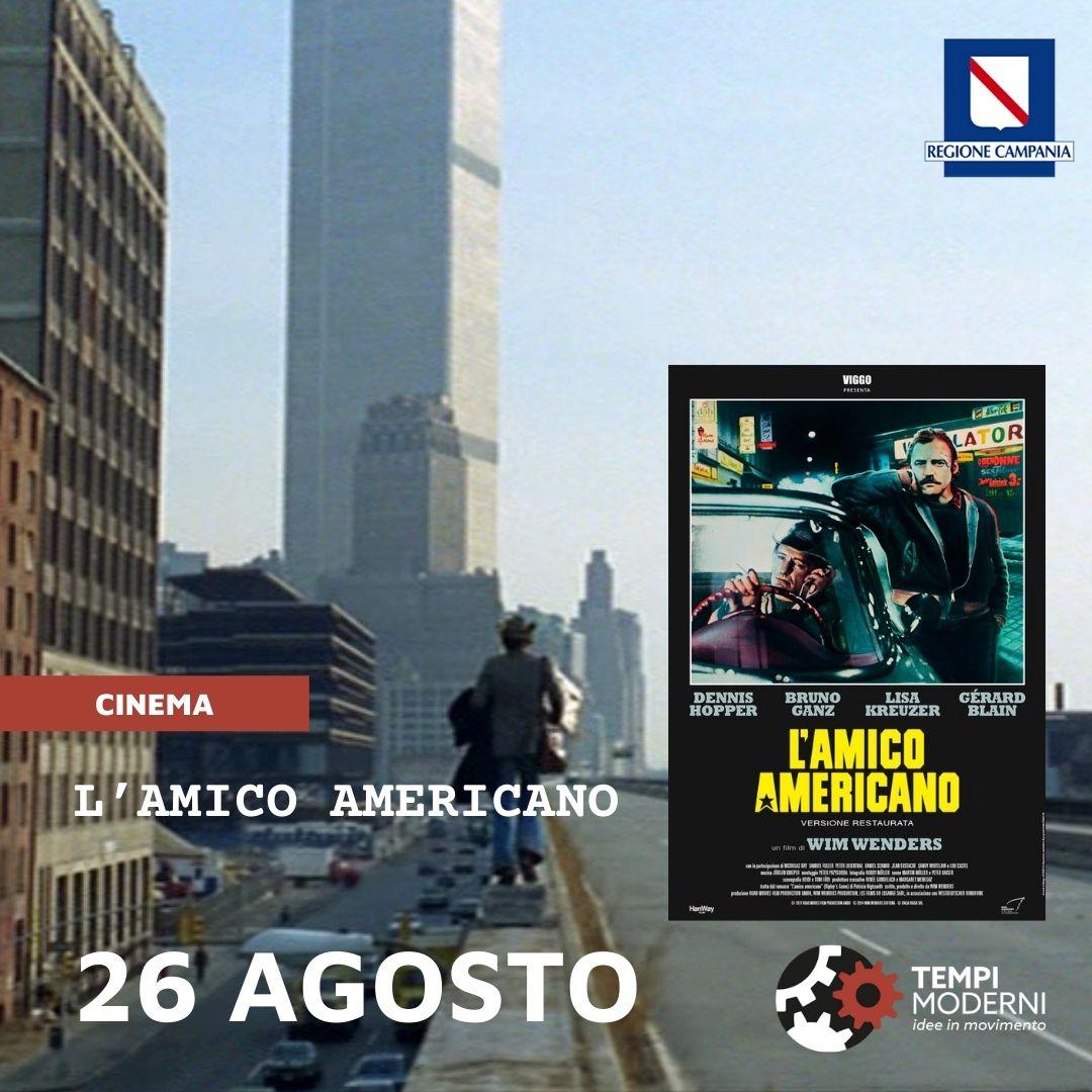 Cinema 26 agosto