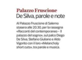 Corriere del Mezzogiorno 30/07/2021
