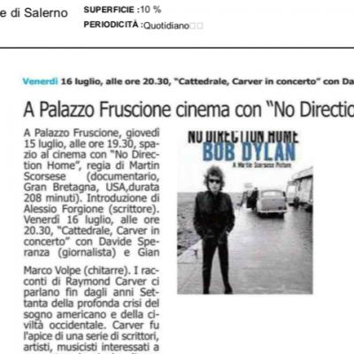Le Cronache Salerno 14/07/2021