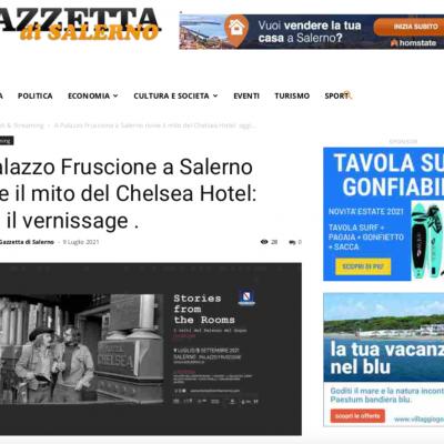 La Gazzetta di Salerno 09/07/2021