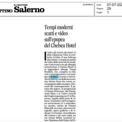 Il Mattino Salerno 07/07/2021