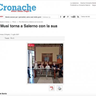 Le Cronache 07/07/2021