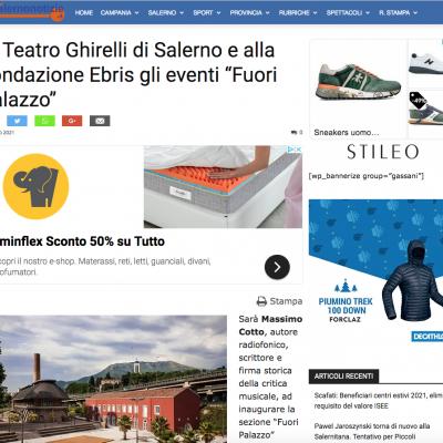Salerno Notizie del 13/07/2021