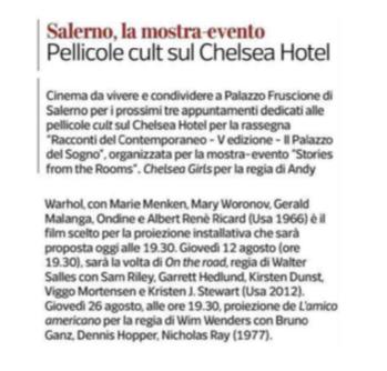 Corriere del Mezzogiorno 10/08/2021