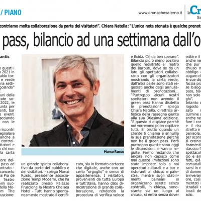 Cronache Salerno 14/08/2021