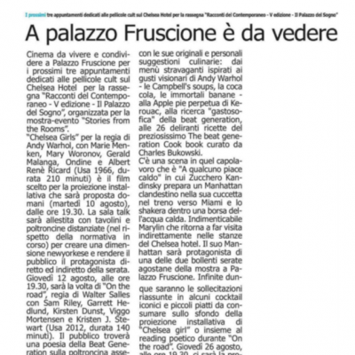 Cronache di Salerno 10/08/2021