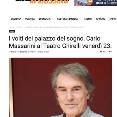 Gazzetta di Salerno 22/07/2021
