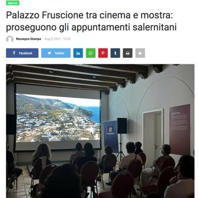 Rassegna Stampa News 09/08/2021